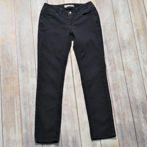 Paris Blues Black Skinny Jeans Size 5 Jeggings
